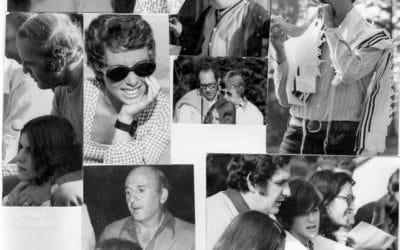 Havurah Collage, 1970s